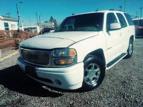 2004 GMC Yukon for sale at DK Super Cars in Cheyenne WY