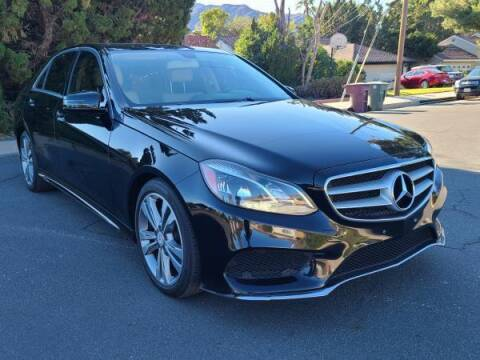 2014 Mercedes-Benz E-Class for sale at CAR CITY SALES in La Crescenta CA