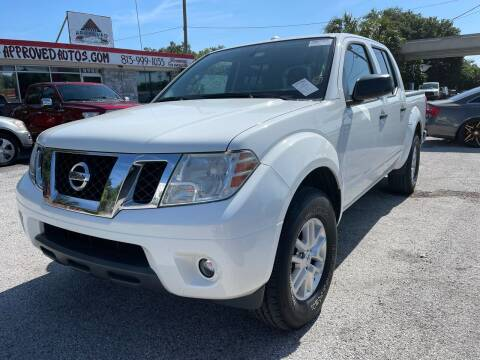 2015 Nissan Frontier for sale at Always Approved Autos in Tampa FL