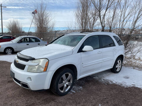 2008 Chevrolet Equinox for sale at PYRAMID MOTORS - Fountain Lot in Fountain CO
