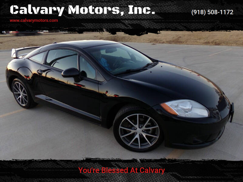 2011 Mitsubishi Eclipse for sale at Calvary Motors, Inc. in Bixby OK