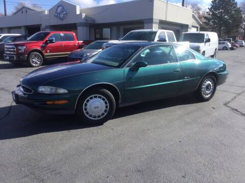 1996 Buick Riviera for sale at Beutler Auto Sales in Clearfield UT