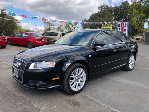 2008 Audi A4 for sale at C J Auto Sales in Riverbank CA