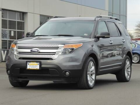 2013 Ford Explorer for sale at Loudoun Motor Cars in Chantilly VA