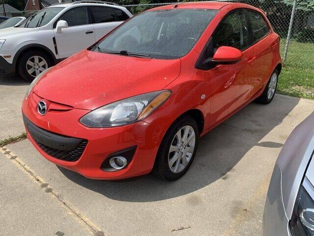 2012 Mazda MAZDA2 for sale in Warren, MI