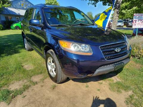 2007 Hyundai Santa Fe for sale at Car Connection in Yorkville IL
