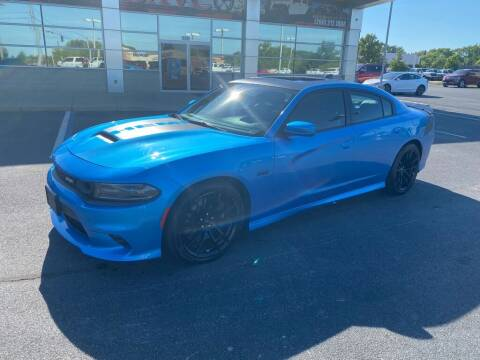 2019 Dodge Charger for sale at Davco Auto in Fort Wayne IN