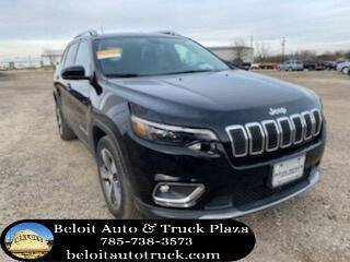 2019 Jeep Cherokee for sale at BELOIT AUTO & TRUCK PLAZA INC in Beloit KS