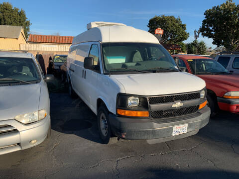 2008 Chevrolet Express Cargo for sale at L & M MOTORS in Santa Maria CA