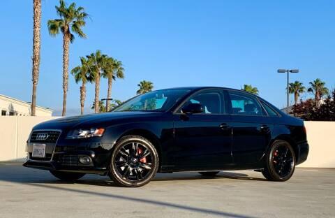 2010 Audi A4 for sale at OPTED MOTORS in Santa Clara CA