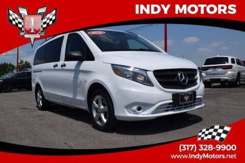2016 Mercedes-Benz Metris for sale at Indy Motors Inc in Indianapolis IN