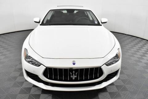 2021 Maserati Ghibli for sale at Southern Auto Solutions-Jim Ellis Maserati in Marietta GA