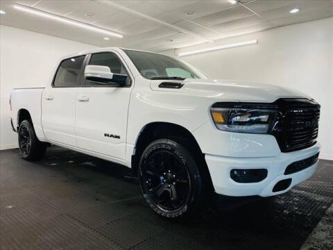 2020 RAM Ram Pickup 1500 for sale at Champagne Motor Car Company in Willimantic CT