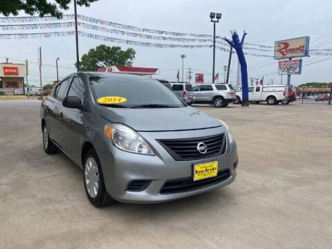 2014 Nissan Versa for sale at Russell Smith Auto in Fort Worth TX