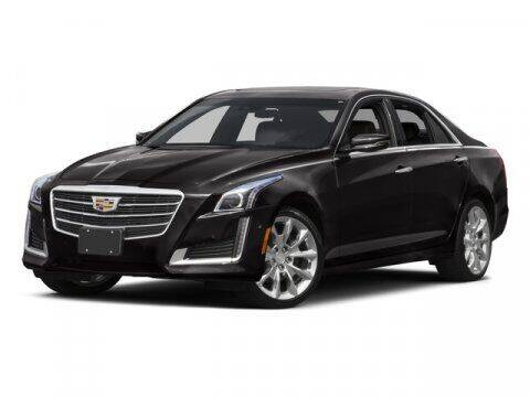 2016 Cadillac CTS for sale at HILAND TOYOTA in Moline IL