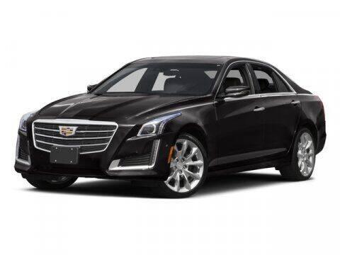2016 Cadillac CTS for sale at DAVID McDAVID HONDA OF IRVING in Irving TX