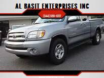 2003 Toyota Tundra for sale at AL BASIT ENTERPRISES INC in Riverside CA