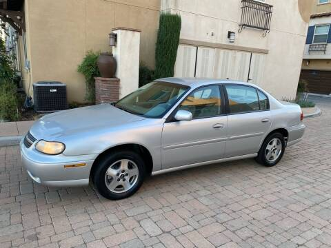2003 Chevrolet Malibu for sale at California Motor Cars in Covina CA