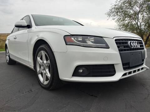 2009 Audi A4 for sale at AUTOMOTIVE SOLUTIONS in Salt Lake City UT