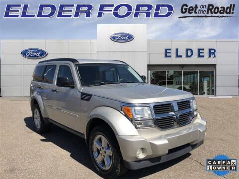 2008 Dodge Nitro for sale at Mr Intellectual Cars in Troy MI