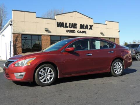 2013 Nissan Altima for sale at ValueMax Used Cars in Greenville NC