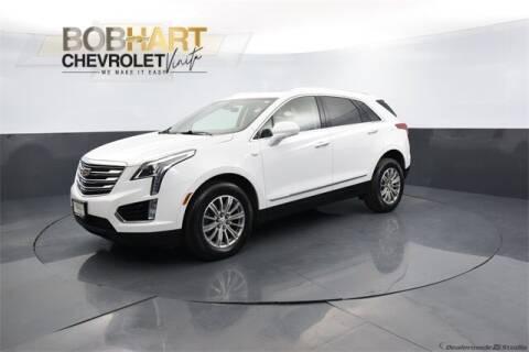 2019 Cadillac XT5 for sale at BOB HART CHEVROLET in Vinita OK