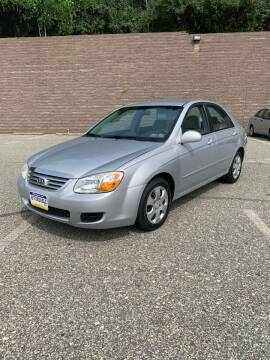 2007 Kia Spectra for sale at ARS Affordable Auto in Norristown PA