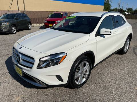 2015 Mercedes-Benz GLA for sale at MASS Motors West Fairview in Boise ID