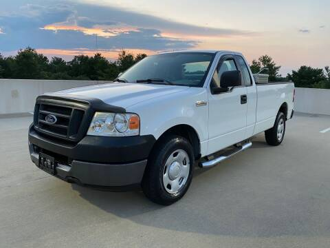 2005 Ford F-150 for sale at Car Match in Temple Hills MD