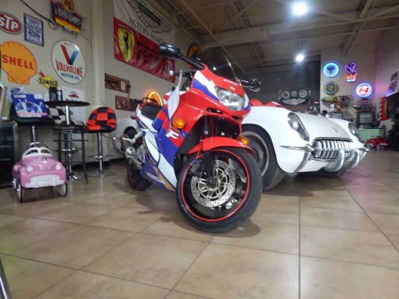 1995 Honda CBR600RR for sale at Iconic Motors of Oklahoma City, LLC in Oklahoma City OK