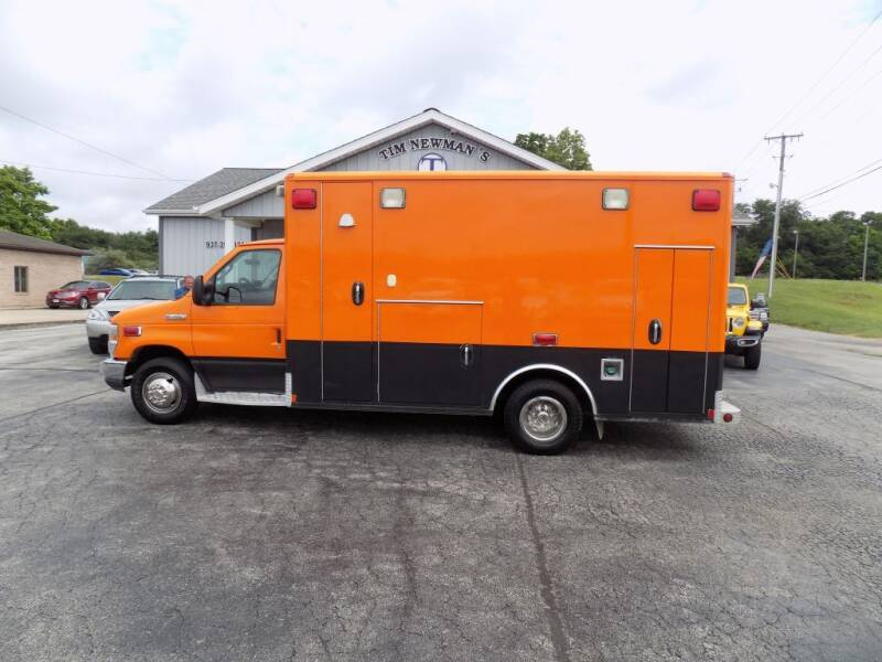 2009 Ford E-Series Chassis for sale in Hillsboro, OH