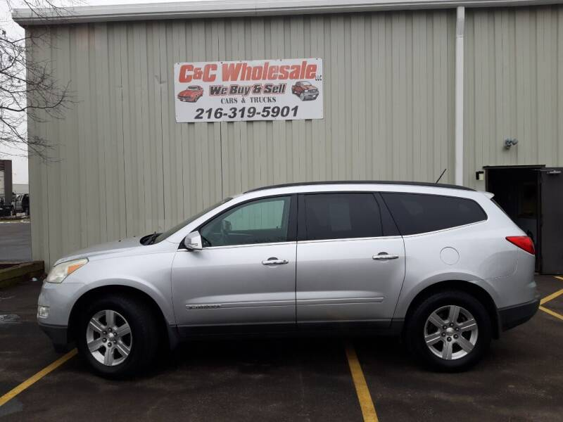 2009 Chevrolet Traverse for sale at C & C Wholesale in Cleveland OH
