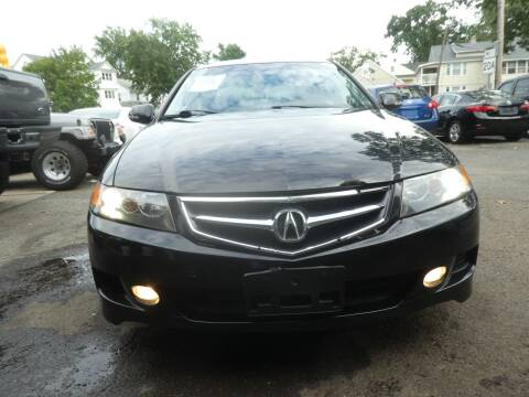 2008 Acura TSX for sale at Wheels and Deals in Springfield MA