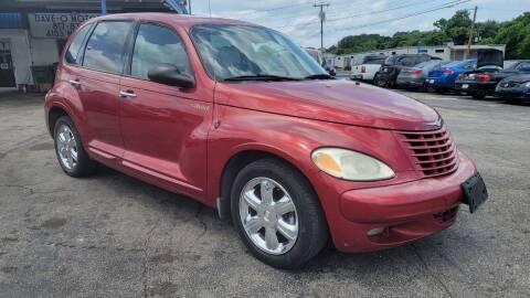 2004 Chrysler PT Cruiser for sale at Dave-O Motor Co. in Haltom City TX