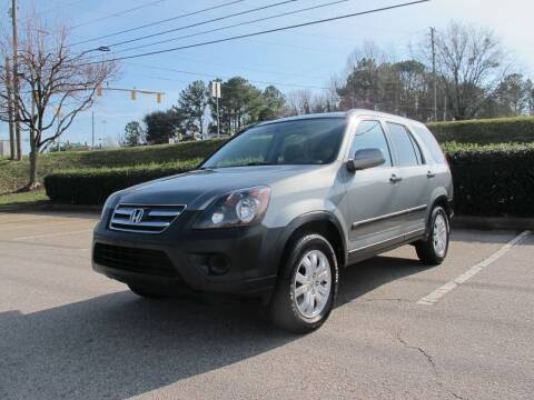 2006 Honda CR-V for sale at Best Import Auto Sales Inc. in Raleigh NC