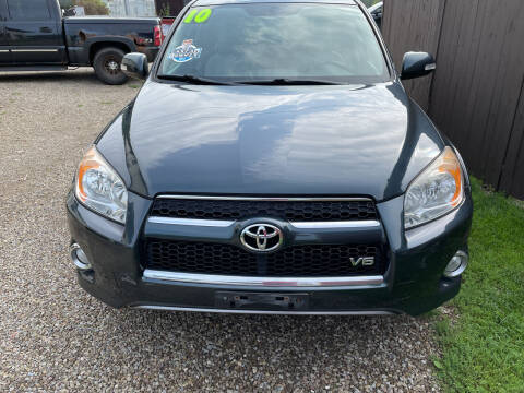 2010 Toyota RAV4 for sale at Richard C Peck Auto Sales in Wellsville NY