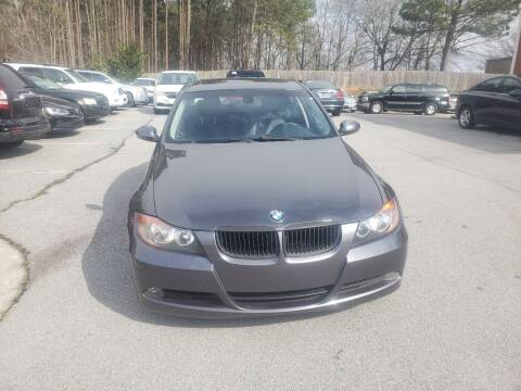 2008 BMW 3 Series for sale at Credit Cars LLC in Lawrenceville GA