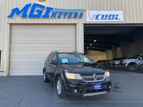 2012 Dodge Journey for sale at MGI Motors in Sacramento CA