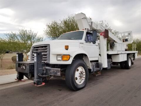 1998 Ford F-800 for sale at SULLIVAN MOTOR COMPANY INC. in Mesa AZ