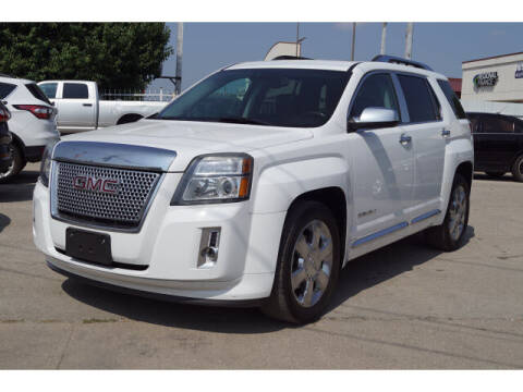 2014 GMC Terrain for sale at Monthly Auto Sales in Fort Worth TX