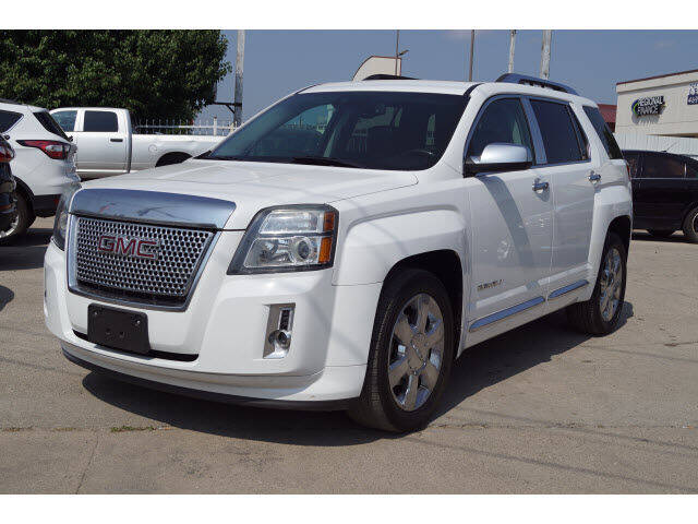 2014 GMC Terrain for sale at Credit Connection Sales in Fort Worth TX
