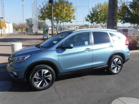 2016 Honda CR-V for sale at J & E Auto Sales in Phoenix AZ