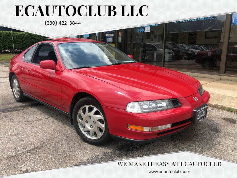 1994 Honda Prelude for sale at ECAUTOCLUB LLC in Kent OH