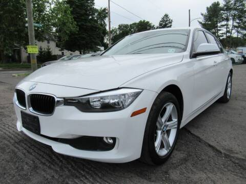 2015 BMW 3 Series for sale at PRESTIGE IMPORT AUTO SALES in Morrisville PA