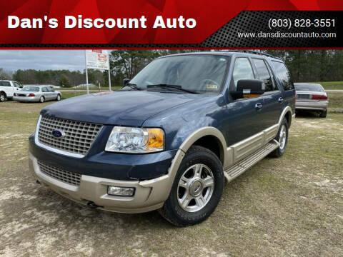2006 Ford Expedition for sale at Dan's Discount Auto in Gaston SC