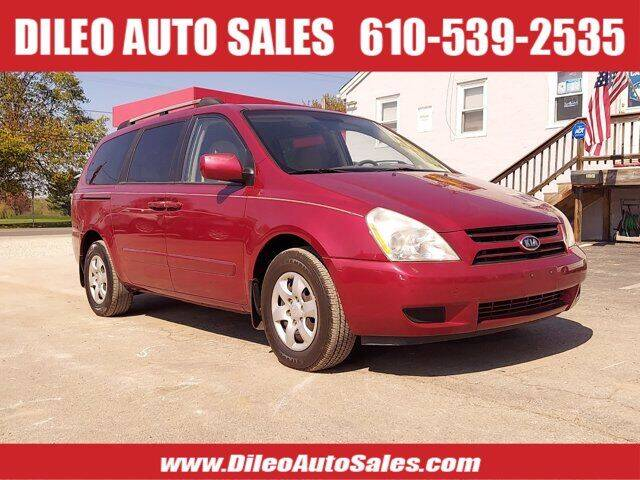 2006 Kia Sedona for sale at Dileo Auto Sales in Norristown PA