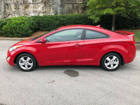 2013 Hyundai Elantra Coupe for sale at Ron's Auto Sales (DBA Paul's Trading Station) in Mount Juliet TN