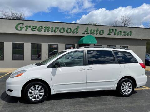 2006 Toyota Sienna for sale at Greenwood Auto Plaza in Greenwood MO