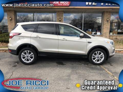 2017 Ford Escape for sale at Mr Intellectual Cars in Shelby Township MI