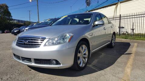 2007 Infiniti M35 for sale at A & A IMPORTS OF TN in Madison TN